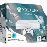 Microsoft Xbox One 500GB + Quantum Break Special Edition