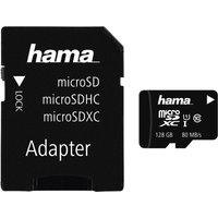Hama microSDXC 128GB Class 10 UHS-I U1 (00124160)