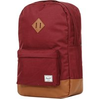 Herschel Heritage Backpack windsor wine/tan synthetic leather