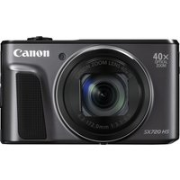 Canon PowerShot SX720 HS black