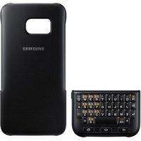 Samsung Keyboard Cover (Galaxy S7 Edge) Black