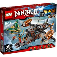 LEGO Ninjago - Misfortune's Keep (70605)