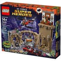 LEGO DC Comics Super Heroes - Batman Classic TV Series Batcave (76052)