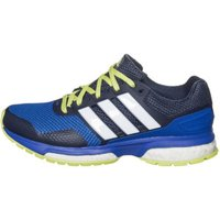 Adidas Response Boost 2.0 W bold blue/white/semi frozen yellow