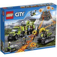 LEGO Volcano Exploration Base (60124)