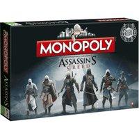 Winning-Moves Monopoly Assassins Creed (English)