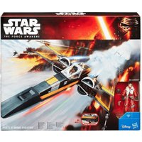 Hasbro Star Wars - E7 Poe Damerons X-Wing Fighter (3953)
