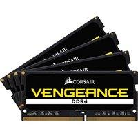 Corsair Vengeance 64GB Kit SO-DIMM DDR4-2400 CL16 (CMSX64GX4M4A2400C16)