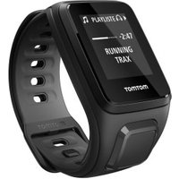 TomTom Runner 2 Music - black/antracite - L