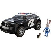 TOMY Judy's Police Cruiser