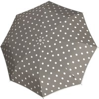 Knirps T200 Duomatic dot art taupe