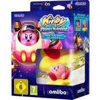 Kirby: Planet Robobot + amiibo Kirby (3DS)