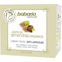 Babaria Almond oil anti-wrinkle face cream (50ml)
