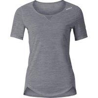 Odlo Revolution Light Short Sleeve Crew Neck Women (110291) grey melange