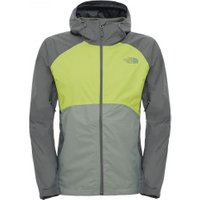 The North Face Men's Sequence Jacket Spruce Green / Laurel Wreath Green / Macaw Green