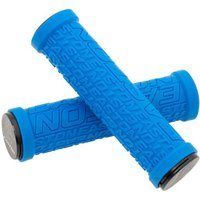Easton MTB Lock-On Grips (33mm) (blue)