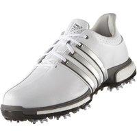 Adidas Tour 360 Boost white/silver metallic/dark silver metallics