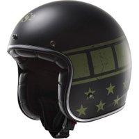 LS2 OF583 Bobber Kurt black/green