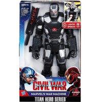 Hasbro Marvel Titan Hero Series War Machine Electronic Figure (B6179)