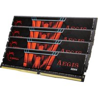 G.SKill Aegis 64GB Kit DDR4-2133 CL15 (F4-2133C15Q-64GIS)