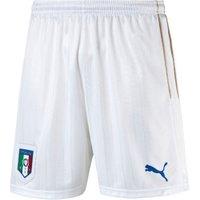 Puma Italy Home Shorts 2015/2016