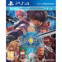 Star Ocean: Integrity and Faithlessness - Limited Edition (PS4)