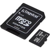 Kingston microSDHC Industrial Temp UHS-I 8GB (SDCIT/8GB)