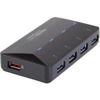 Renkforce 4 Port USB 3.0 Hub (1268677)