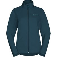 VAUDE Women's Hurricane Jacket III Dark Petrol