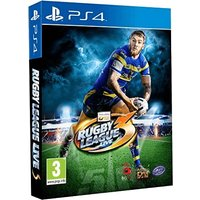 Rugby League Live 3 (PS4)