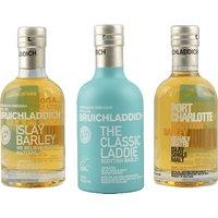 Bruichladdich Wee Laddie Tasting Collection 3x0,2l 50%