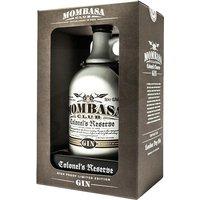 Mombasa Club Colonel's Reserve London Dry Gin 0,7l 43,5%