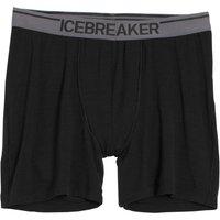Icebreaker Anatomica Boxers (103029) black/monsoon