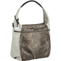 Lassig Casual Hobo Bag Olive/Beige