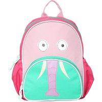 Lassig 4Kids Mini Backpack Update Wildlife Elephant