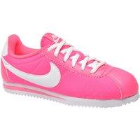 Nike Cortez Nylon GS hyper pink/white