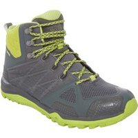 The North Face Ultra Fastpack II Mid GTX Men spruce green/macaw green