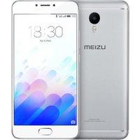 Meizu M3 Note 16GB silver/white