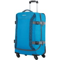 American Tourister Road Quest Spinner Travel Bag 67 cm bluestar print