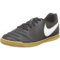 Nike Tiempo Rio III IC Jr black/white/metallic gold