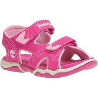 Timberland Youth Adventure Seeker 2 Strap Sandal hot pink