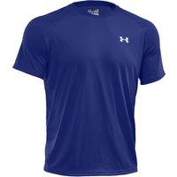 Under Armour Men's Short Sleeve Shirt UA Tech royal