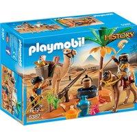 Playmobil History Tomb Raiders Camp (5387)