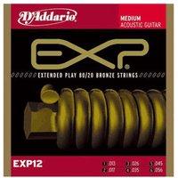 D'Addario EXP12 Medium 13-56