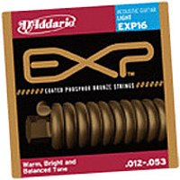 D'Addario EXP16 Light 12-53