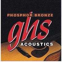 GHS PB S 325 PHOSPHOR BRONZE