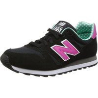 New Balance W 373 black/pink/green (WL373WPG)