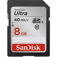 SanDisk SDHC Ulta UHS-I (SDSDUN-008G-G46)