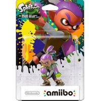 Nintendo amiibo Inkling Boy (puple) (Splatoon Collection)
