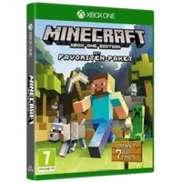 Minecraft: Xbox One Edition Favourites Pack (Xbox One)